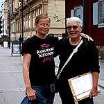 Metsiemme sankarit Mona ja Liisa