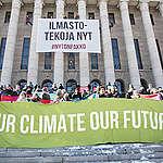 Läpäiseekö hallitusohjelma ilmastotestin?