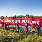 Muistetaan alkuperäiskansoja, jotka taistelevat yhteisen planeettamme puolesta