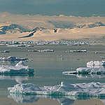 Ice forms in Weddell Sea. © Steve Morgan