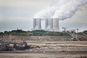 Lignite Mine Near Poedelwitz, Germany. © Jörg Gläscher