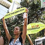 Παγκόσμια ημέρα δράσεων για τον Αμαζόνιο