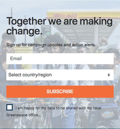 Make EN forms as Take Action Boxouts