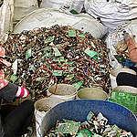 Nyomkövetőt tettek az elektronikus hulladékokra, hogy felderítsék, hol kötnek ki az EU-s országokban kidobott eszközök