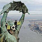 Klímavédelmi és levegőtisztasági vállalásokat követel a Greenpeace a főpolgármester-jelöltektől