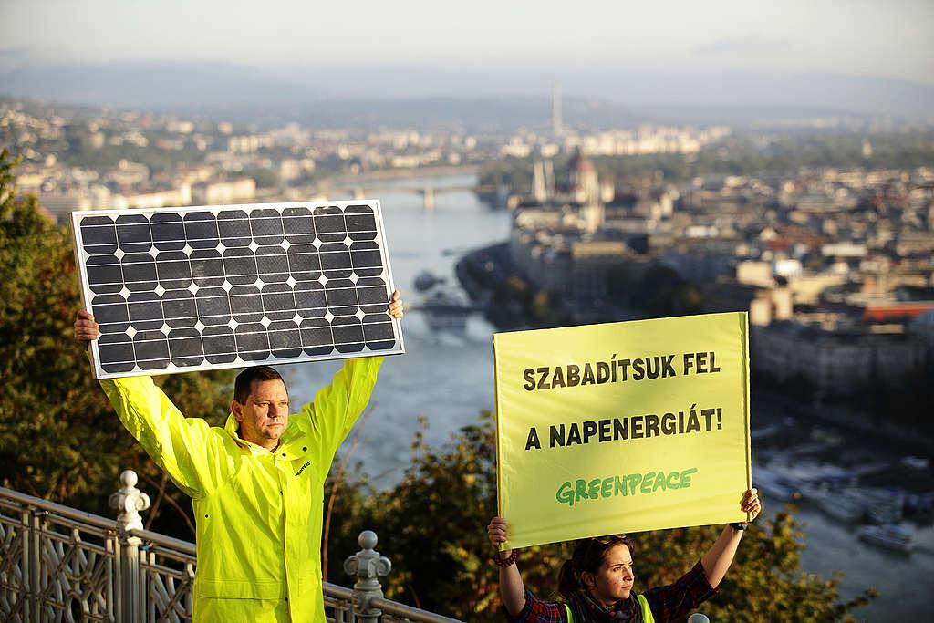 Engedjük be a napenergiát a magyar otthonokba!
