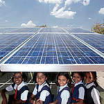 Solar Power Project in Jalka