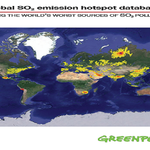 India largest SO2 emitter in the World, says Greenpeace's new analysis