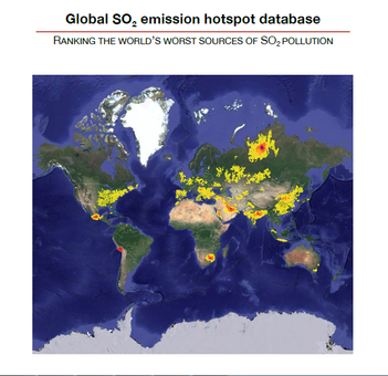 India Release : Latest air pollution data ranks world's
