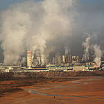 Orville Qianyuan Chemical Plant in China. © Lu Guang