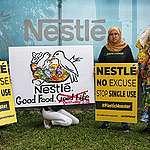 Laporan Greenpeace Terbaru: Perusahaan Multinasional Menjalankan Solusi Palsu