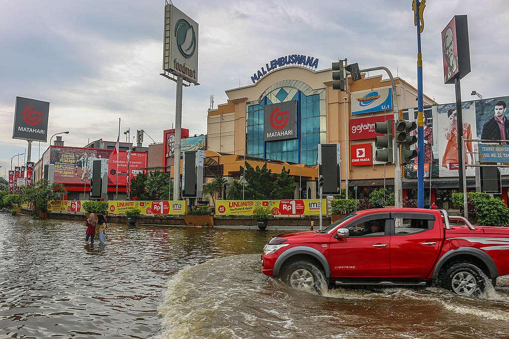 Banjir di Samarinda, Kalimantan Timur