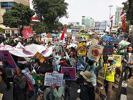Climate Strike Jakarta