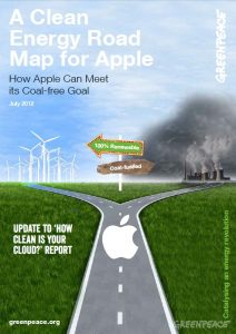 Apple Clean Energy Road Map