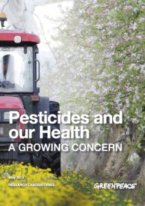 Pesticides and our Health