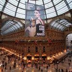 Toxic-free Fashion Action at Milan Fashion Week Opening © Francesco Alesi / Greenpeace