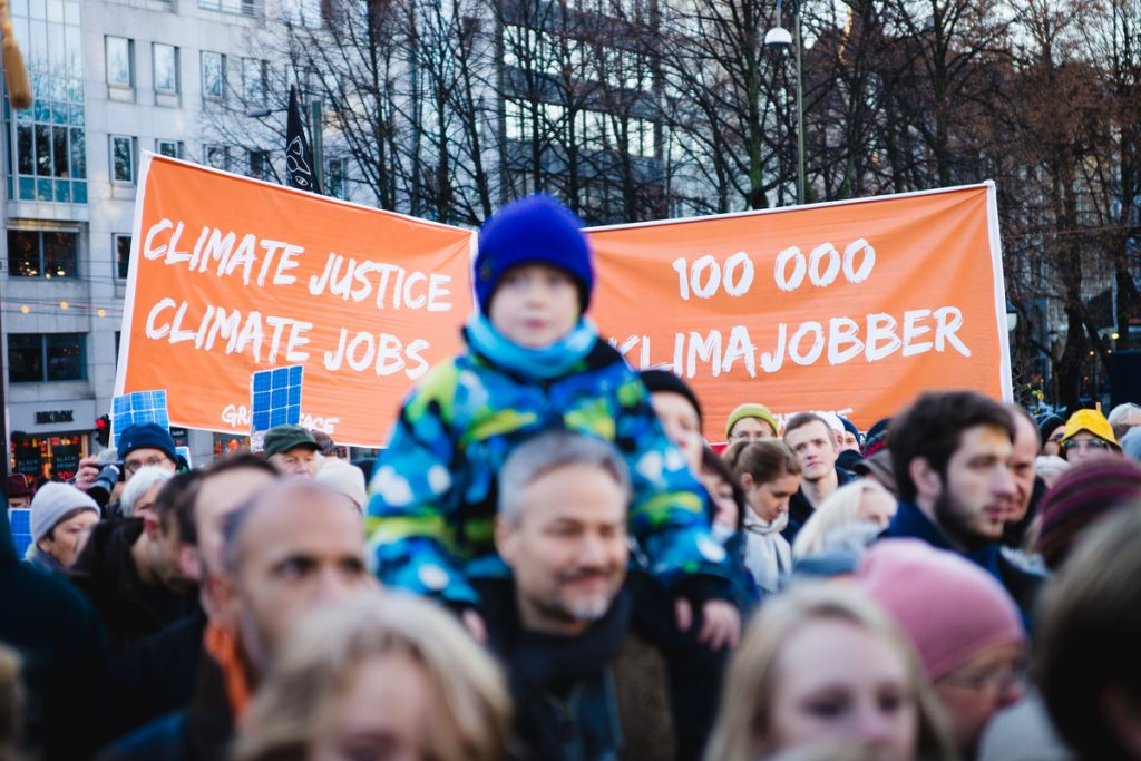 COP21: Climate March in Oslo