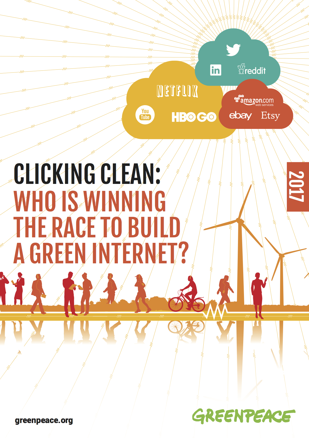 Clicking Clean - Greenpeace International