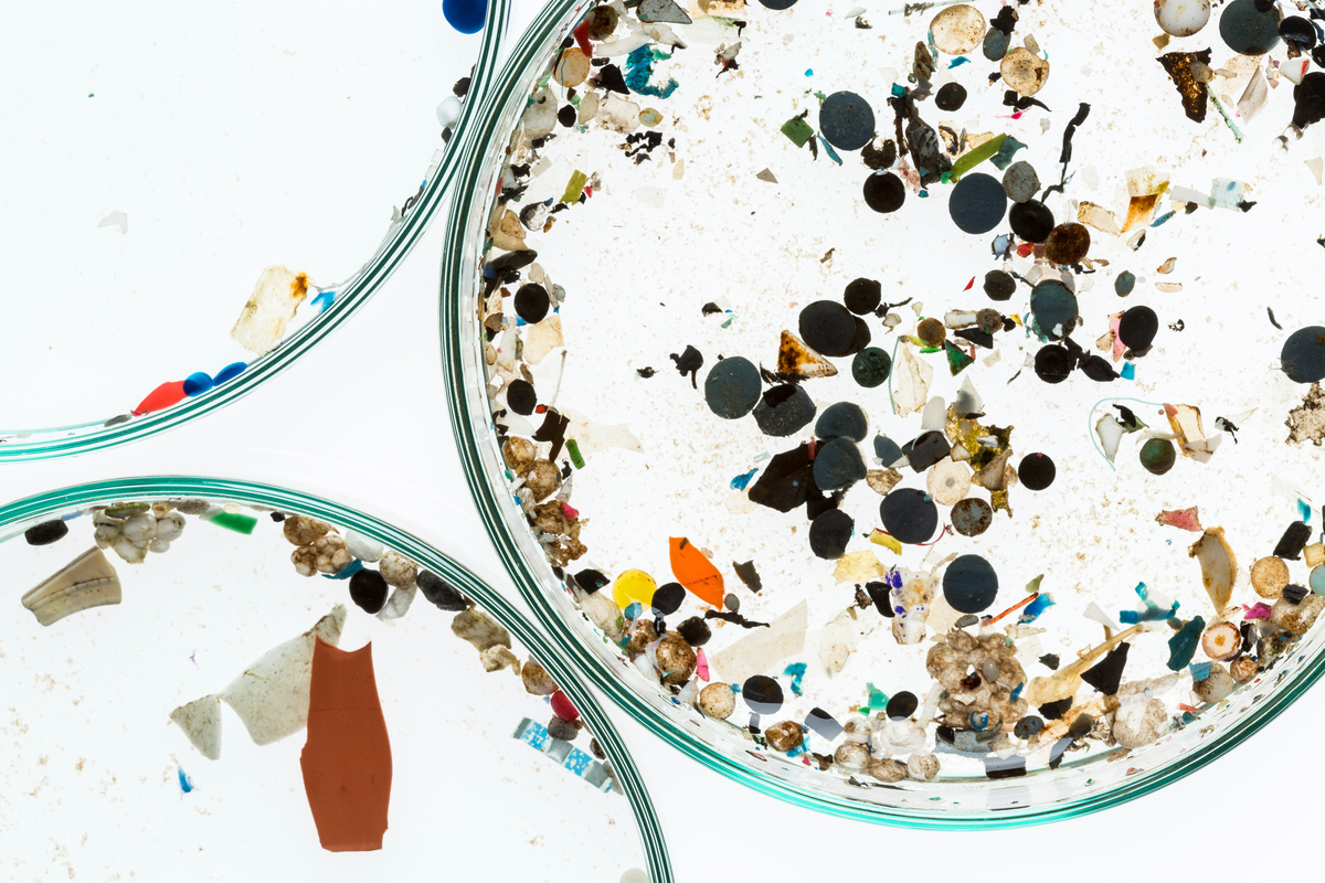 What are microfibers and why are our clothes polluting the