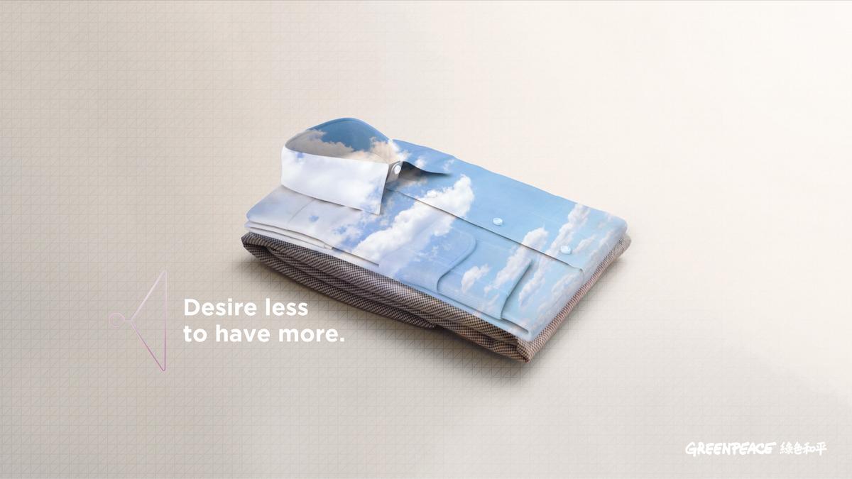 Restless, compulsive, unfulfilled – Greenpeace survey offers insights into fashion shoppers feelings - Greenpeace International