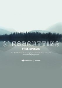 Clearcutting Free Speech