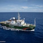 The battle against destructive fishing goes from sea to shelf