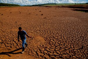Dried Out Land in Brazil © Gabriel Lindoso / Greenpeace