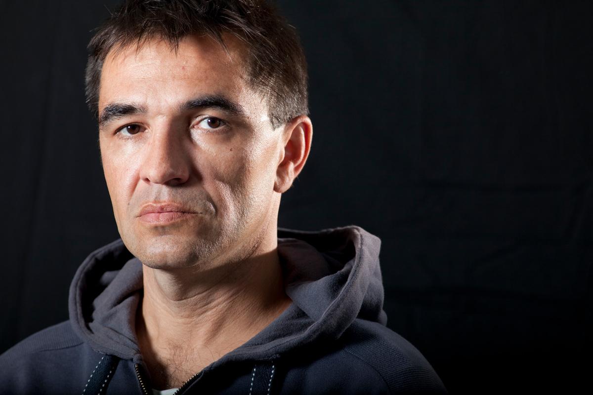 Portrait of Ivan Ivenov @ Steve Morgan