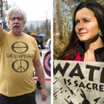 Greenpeace Founder Joins Indigenous-led Resistance to Kinder Morgan Pipeline
