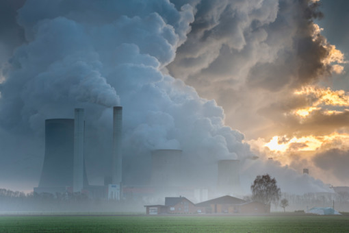 Coal fired power station in Germany © Bernd Lauter / Greenpeace
