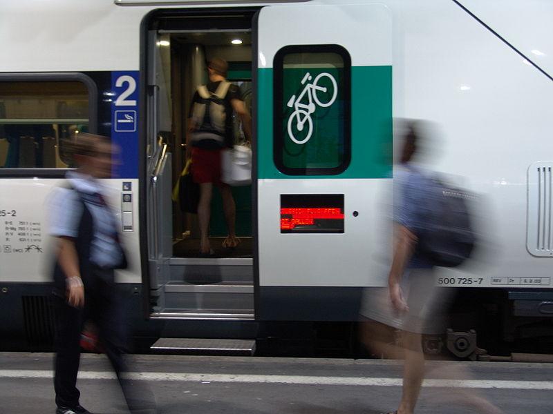 Zurich station - Manfred Morgner / Wikipedia