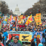 Thousands Rally in Support of Native Nation in Washington D.C. © Amanda J. Mason / Greenpeace