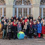 Senior Women Vote for Climate Protection © Greenpeace / Piero Good