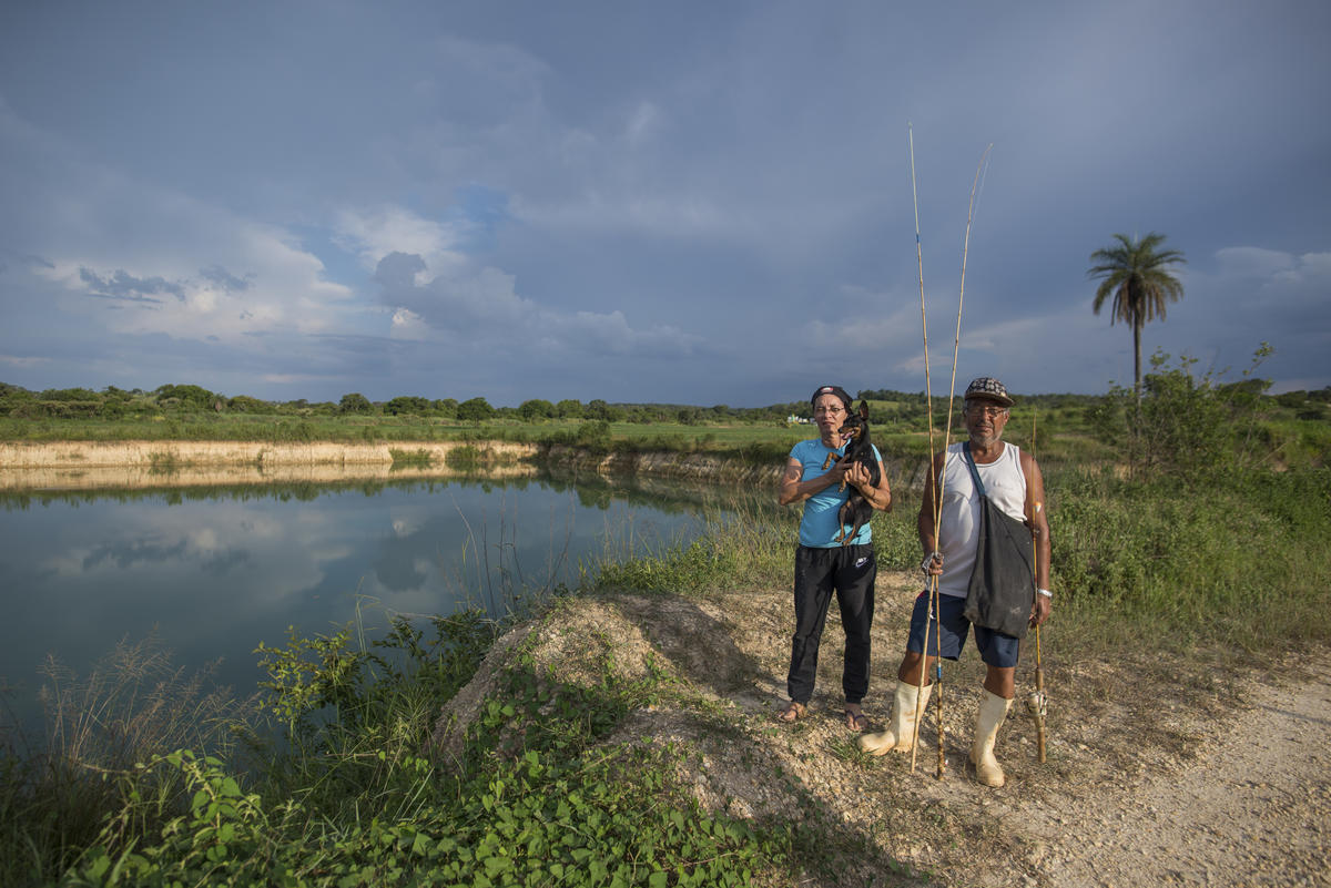 The collapse of Vale's mining waste dam is affecting thousands of people © Christian Braga