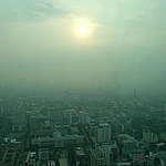 Bangkok Choking on Toxic Smog. © Arnaud Vittet