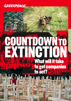 Countdown to Extinction report cover