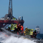 "Oil bosses in ""crisis talks"" over BP rig protest – Greenpeace reaction"
