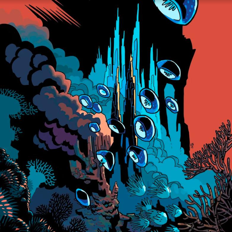 Gabriel Ba's artwork