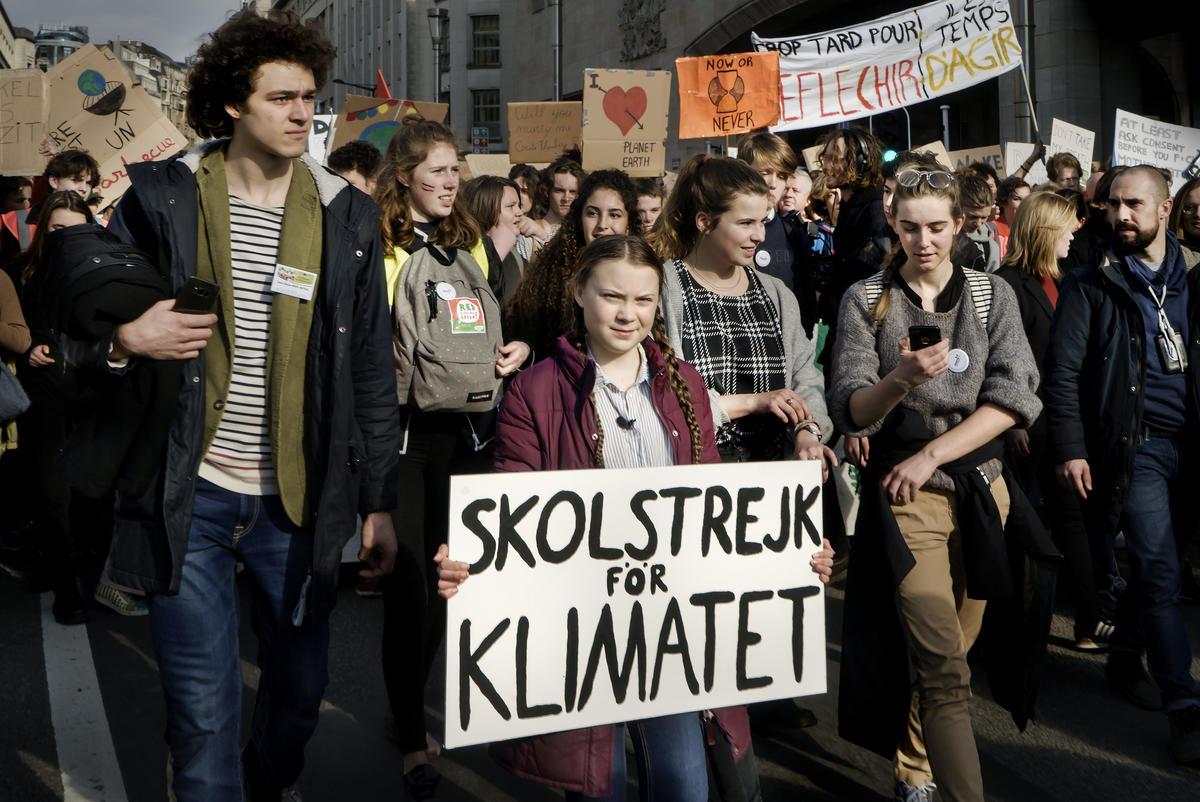 © Greenpeace / Eric De Mildt