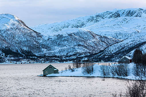 Landscape in Norway. © Joerg Modrow / Greenpeace
