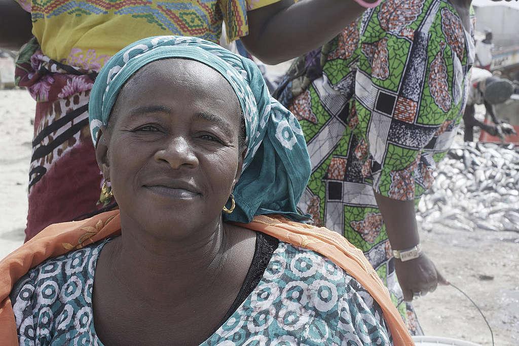 Fishing community of Cayar, Senegal. © Greenpeace / Pape Diatta Sarr