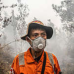 Forest Fires Investigation at PT GAL Concession in Central Kalimantan. © Jurnasyanto Sukarno / Greenpeace