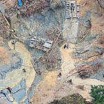 Mining in the Yanomami Indigenous Land in Brazil. © Chico Batata / Greenpeace