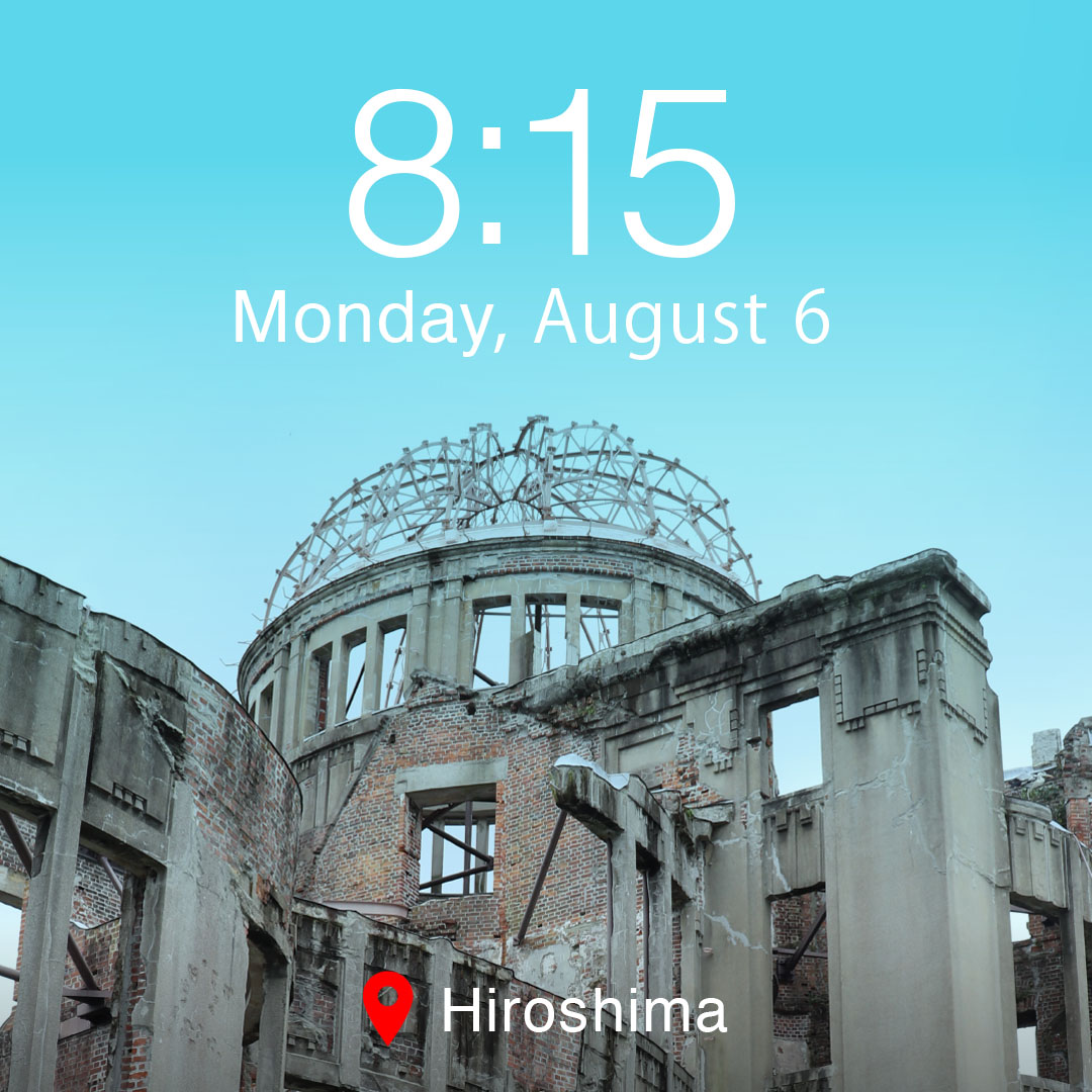 Fading memories of the atomic bombing – Hiroshima 75 years later ...