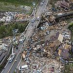 נזק ברכוש של 136 מיליארד דולר נגרם ב-29 אסונות טבע ענקיים בעולם במהלך שנת 2019