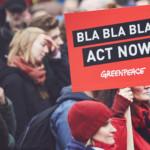 PNIEC, Greenpeace: «il piano proposto dal governo non è sufficiente a contrastare l'emergenza climatica in corso»