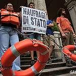Greenpeace è dalla parte dei migranti: perché vogliamo restare umani