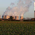 Ferrybridge Power Station in the UK. © Steve Morgan