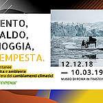 La nostra mostra sui cambiamenti climatici al Museo di Roma in Trastevere!