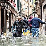 Codice Rosso a Venezia: non è il maltempo ma l'emergenza climatica!